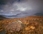 Loch Maree, Highlands, Scotland giclee art print