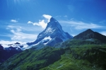 Matterhorn giclee art print