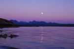 Moonrise Over The Cuillins - Skye giclee art print