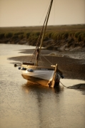 Sailing Boat - Blakeney giclee art print
