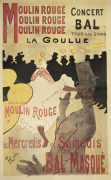 Moulin Rouge art print
