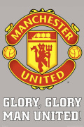 Man Utd - Club Crest art print