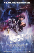 Star Wars - The Empire Strikes Back art print