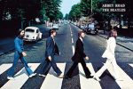 The Beatles - Abbey Road art print