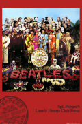 The Beatles - Sgt. Pepper art print