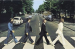 Beatles - Abbey Road art print