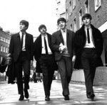 Beatles - In London art print