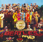 Beatles - Sgt Pepper art print