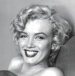 Marilyn Monroe - Smile art print