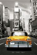 New York - Taxi no 1 art print