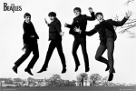 The Beatles - Jump 2 art print