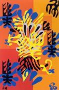 Le Mimosa, 1951 (Silkscreen print) art print