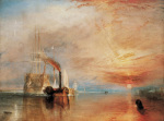 Fighting Temeraire art print