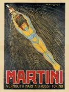 Martini, 1921 art print