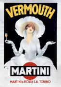 Vermouth Martini, 1918 art print