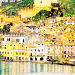 Malcesine sul Garda art print