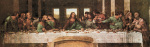 The last supper (Detail) art print