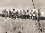 Lunch Atop A Skyscraper 1932 art print