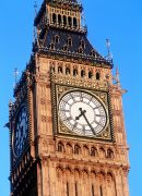 Big Ben, London giclee art print