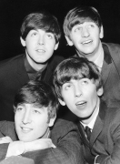 Beatles - Faces art print