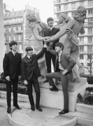 Beatles - Statue art print