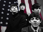 Beatles USA art print
