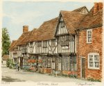 Chilham art print