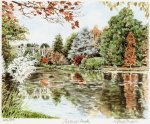 Sheffield Park art print
