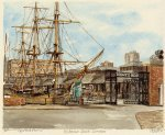 Tobacco Dock art print