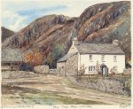 Yew Tree Farm , Coniston art print