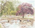 Bourton-on-the-Water art print