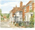 Storrington art print