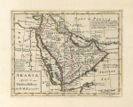 Arabia Agreeable to Modern History art print