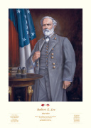 Robert E. Lee art print