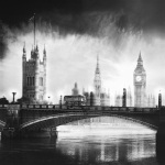 Victoria Tower art print