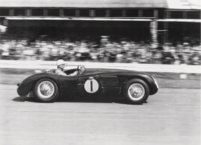 The Goodwood 9 Hours, 1953