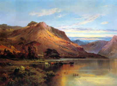 Lakeside Rendezvous (Kirk at Arrochar)