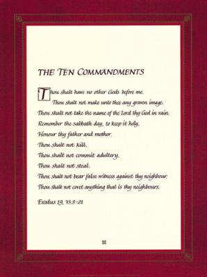 The Ten Commandments movie review