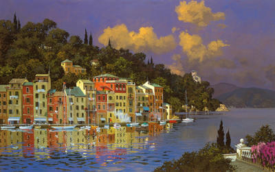 Portofino Sunlight