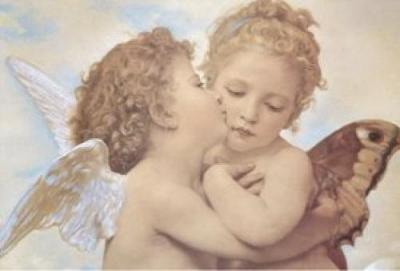 Putto's Kiss