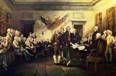 Signing Of The Declaration Of Independence Posters  Prints