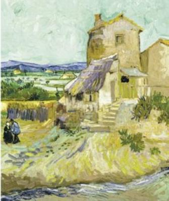 The Old Mill, 1888