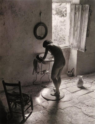 Willy Ronis Willy-Ronis-Le-nu-provencal-gordes-134301
