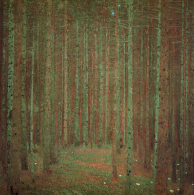 Šuma - Page 3 Gustav-Klimt-Pine-Forest--1902-15462