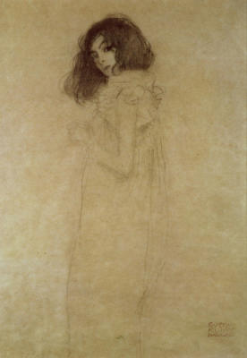 Portrait of a young woman, 1896