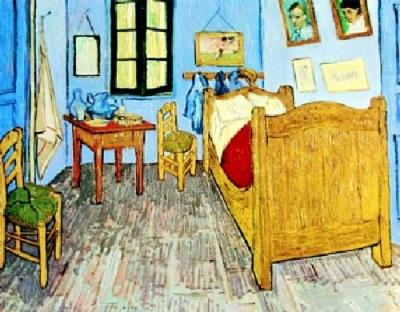 bedroom at arles van gogh bedroom designs pictures