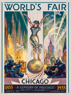 Chicago World&#39;s Fair, 1933