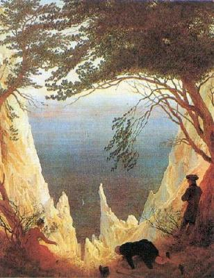 Caspar David Friedrich. by Caspar David Friedrich
