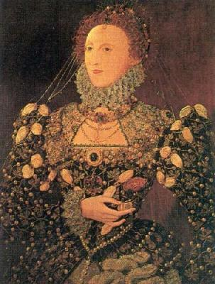 queen elizabeth 1 portrait. Queen Elizabeth I by Nicholas