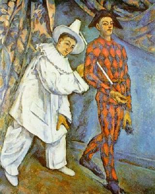 Cezanne - Mardi Gras
